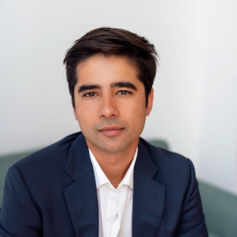 Francisco Lopes, co-founder at LINK (Image source: LinkedIn)