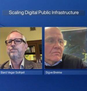 Scaling Digital Public Infrastructure